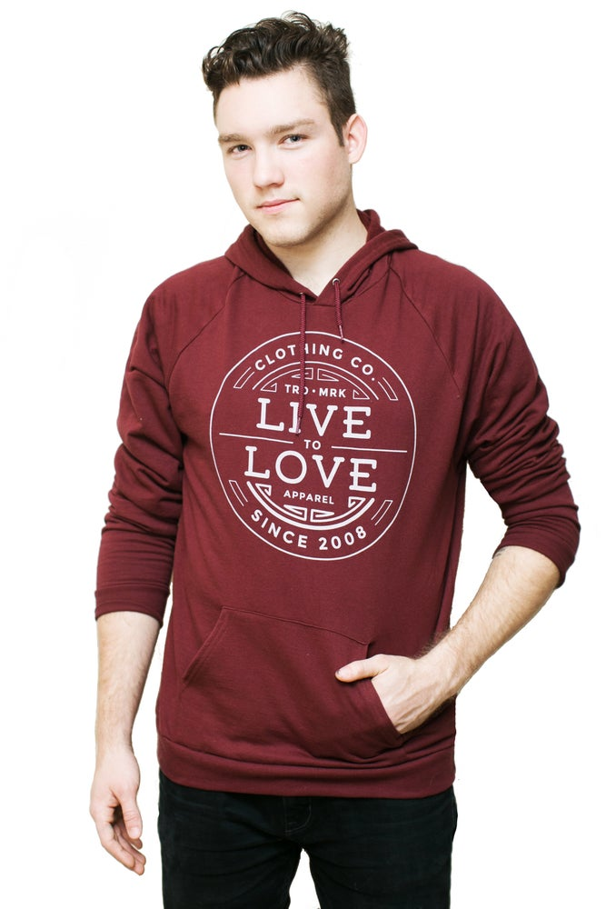 Image of Trademark Pullover Hoodie