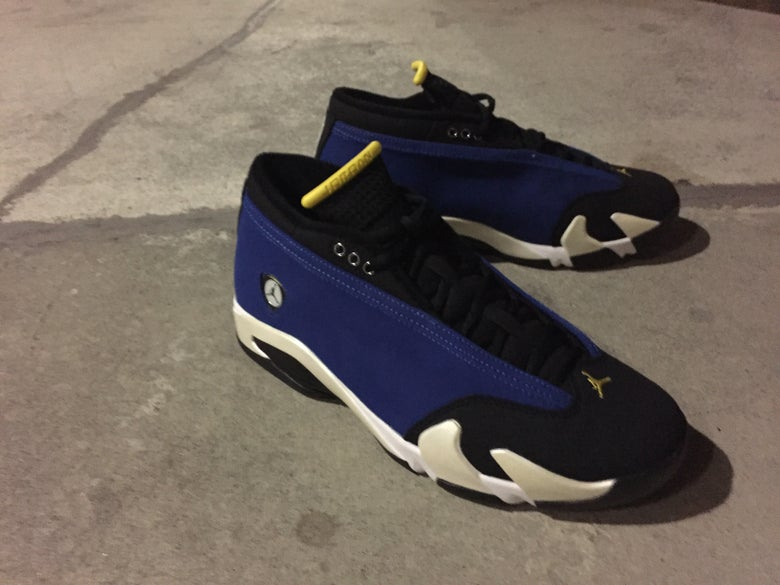 Image of Laney 14 Retro Jordans DS