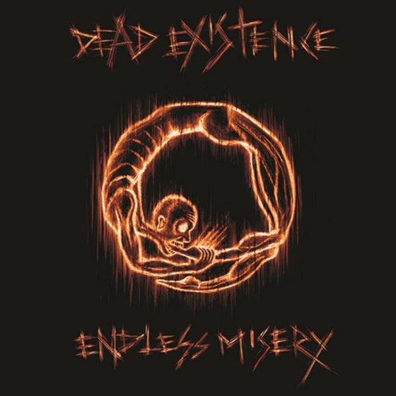 Image of Dead Existence - 'Endless Misery' Digipack CD and Patch