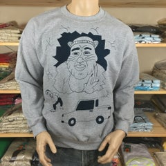 Smash and Grab Sweat Shirt - Sick Animation Shop