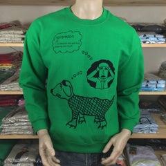 Sprankton Sweat Shirt - Sick Animation Shop