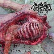 Image of Gore / Necrocannibalistic Vomitorium Split 7'ep
