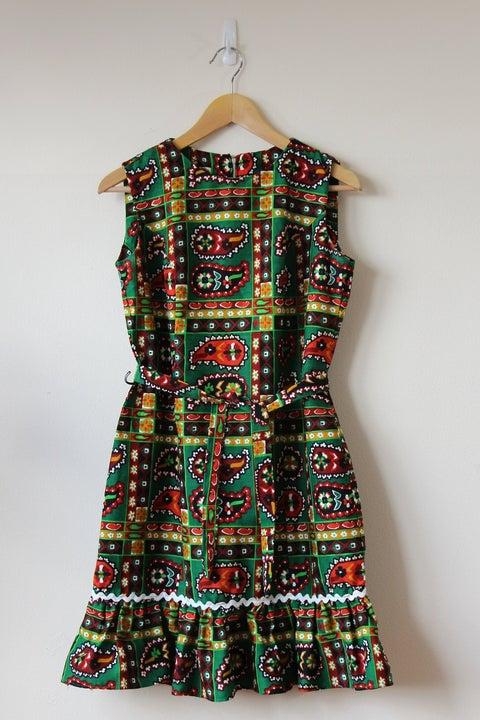 Image of Paisley Png Kueh Dress