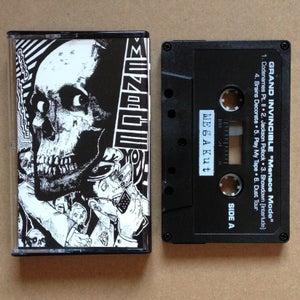 """Image of Grand Invincible """"Menace Mode"""" Cassette"""