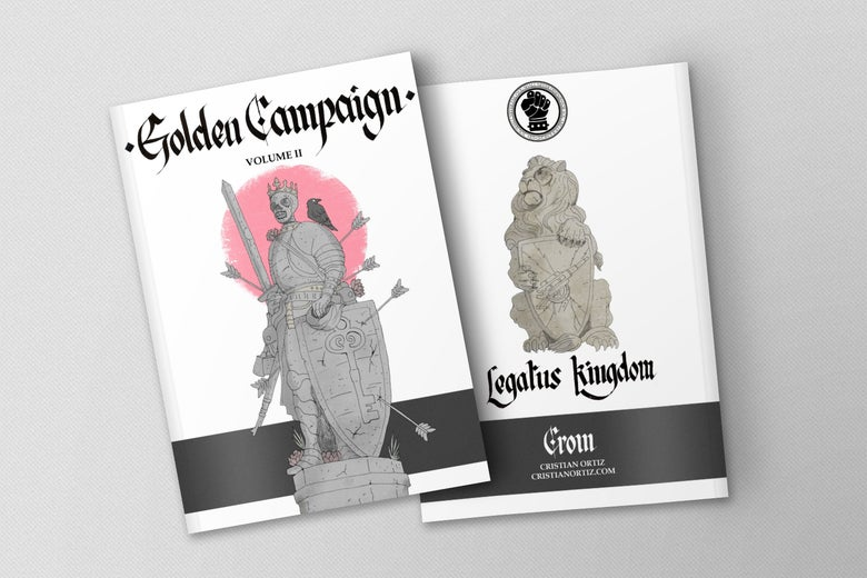 Image of Golden Campaign Volume 2