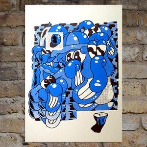 Image of 'Blue' by Darren John
