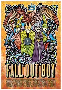 Image of Fall Out Boy - USA Tour 2015