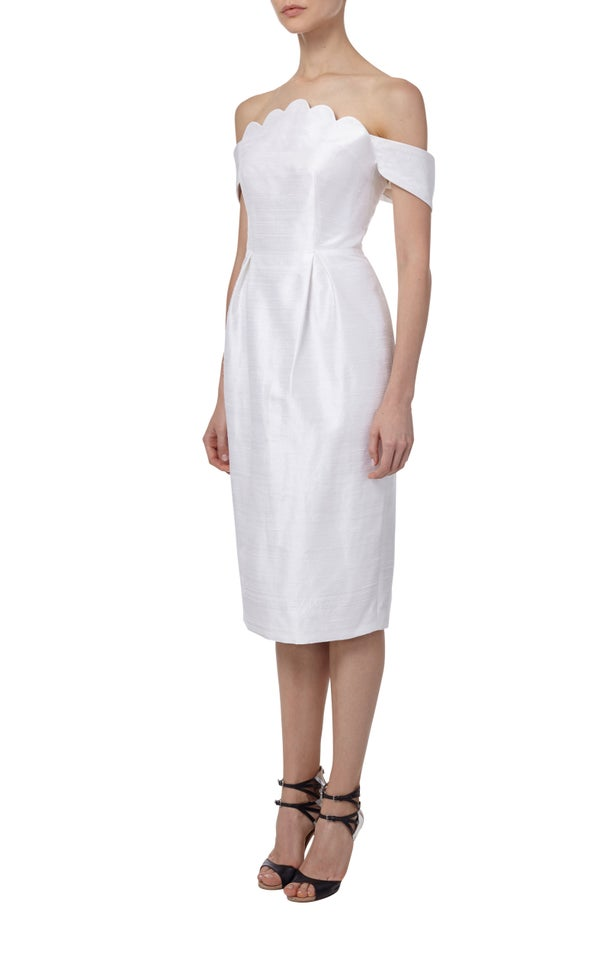 Rosebay Dress $620 - Melissa Bui