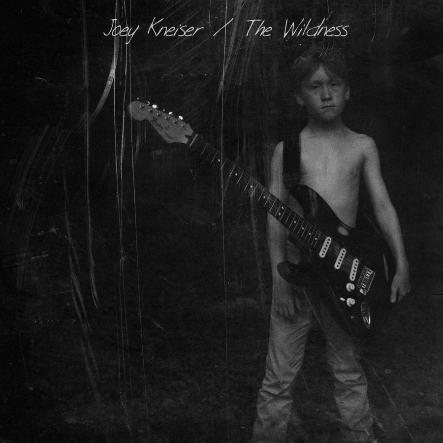 Image of Joey Kneiser - The Wildness {Compact Disc}