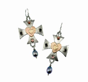 "Image of ""De Medici"" Earrings"