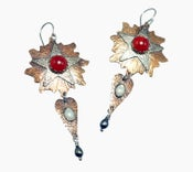 "Image of ""Le Roi Soleil"" Earrings"