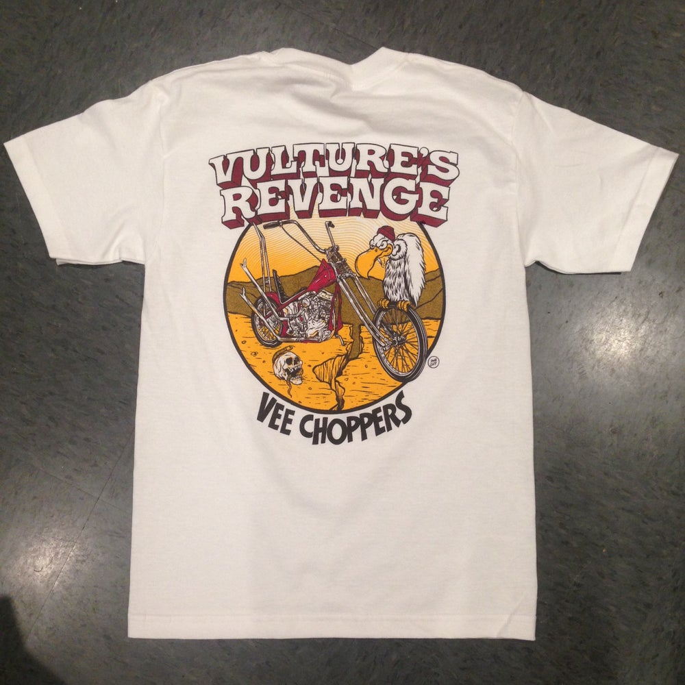 Image of Vulture's Revenge Tee