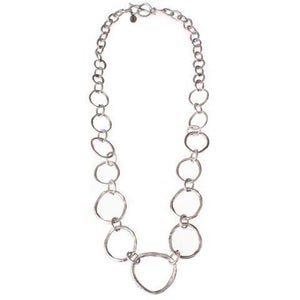Image of Long ring necklace
