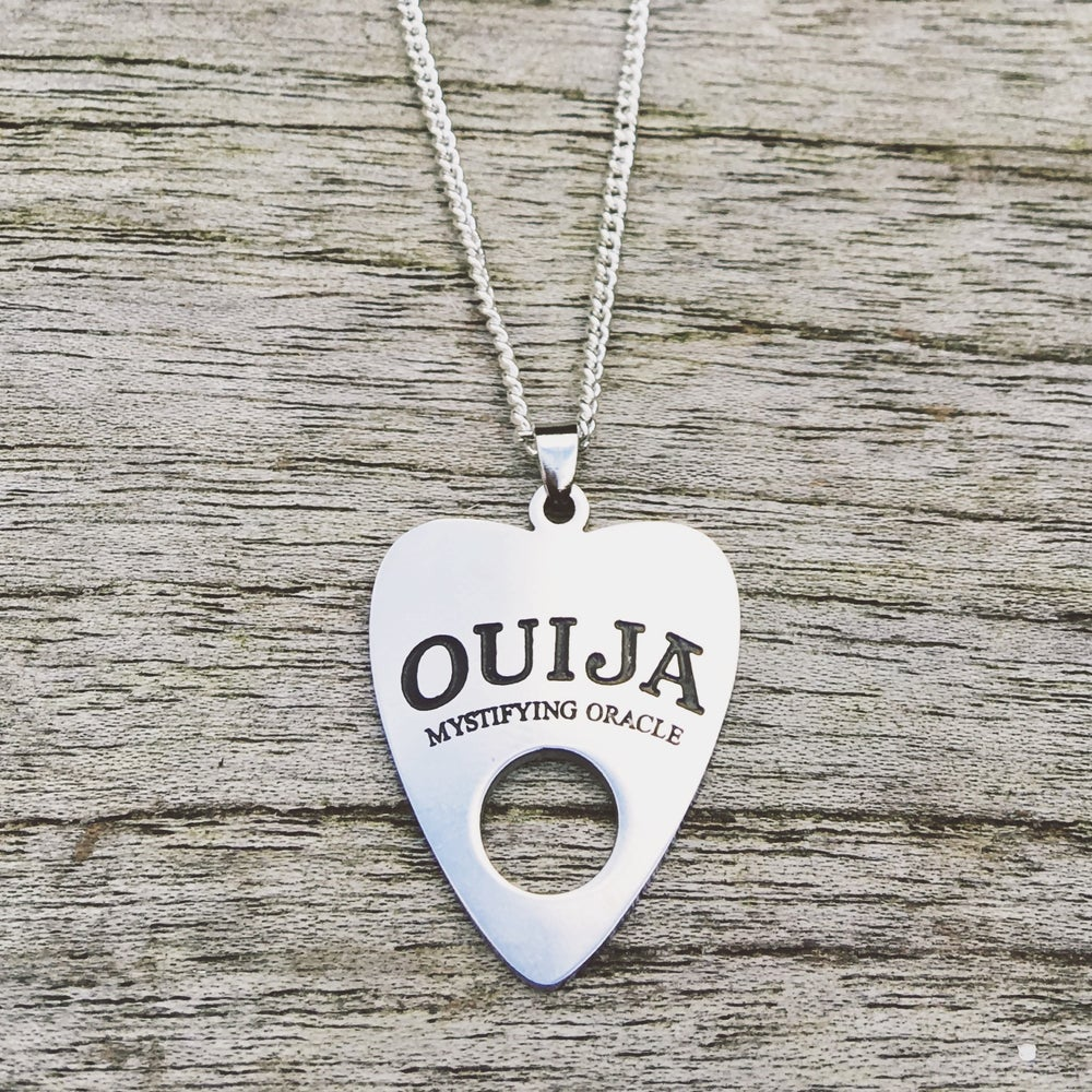Image of Ouija Necklace