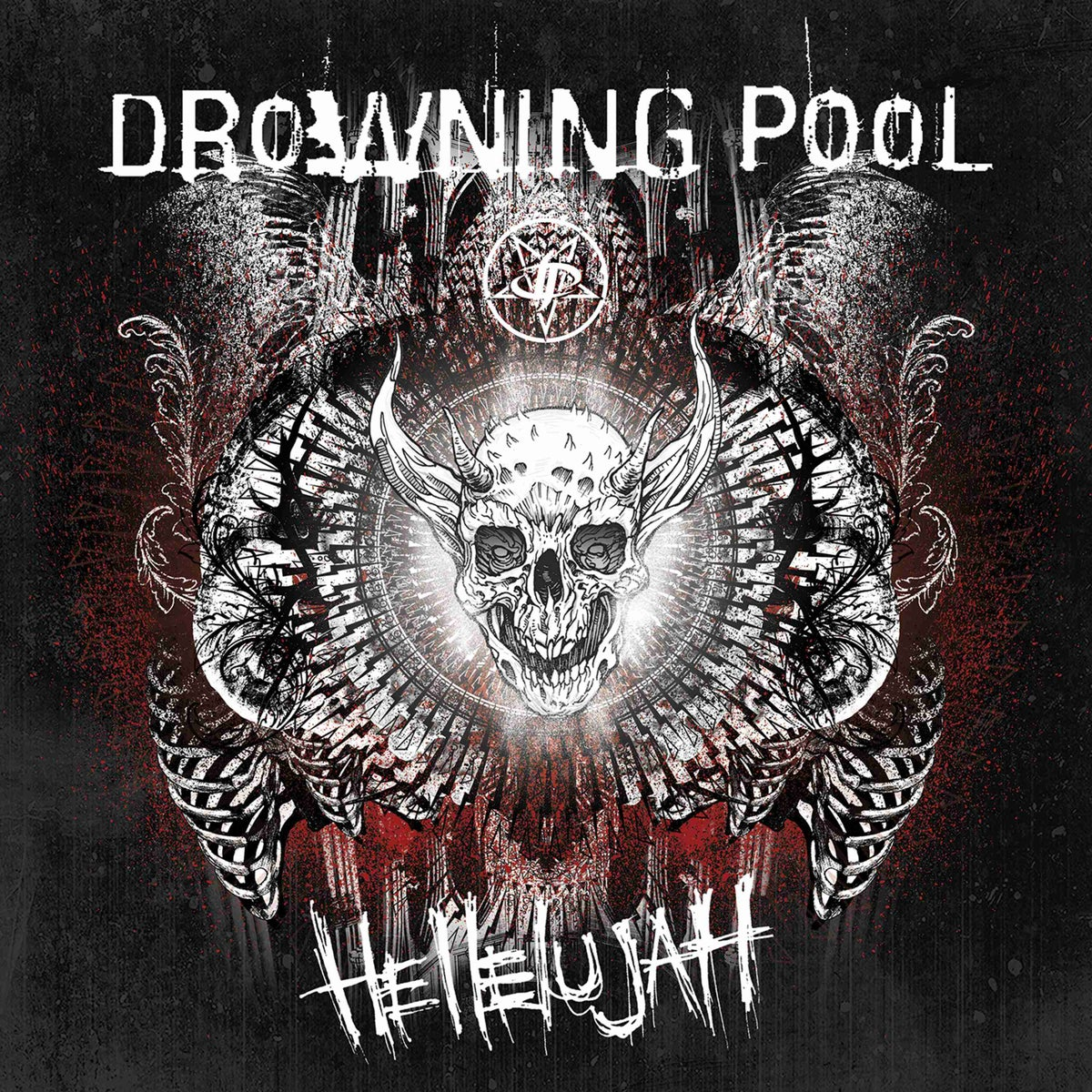 "Image of Drowning Pool ""Hellelujah"" CD"