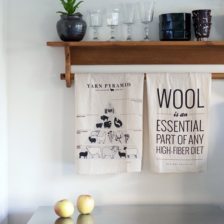 Image of Flour sack towels