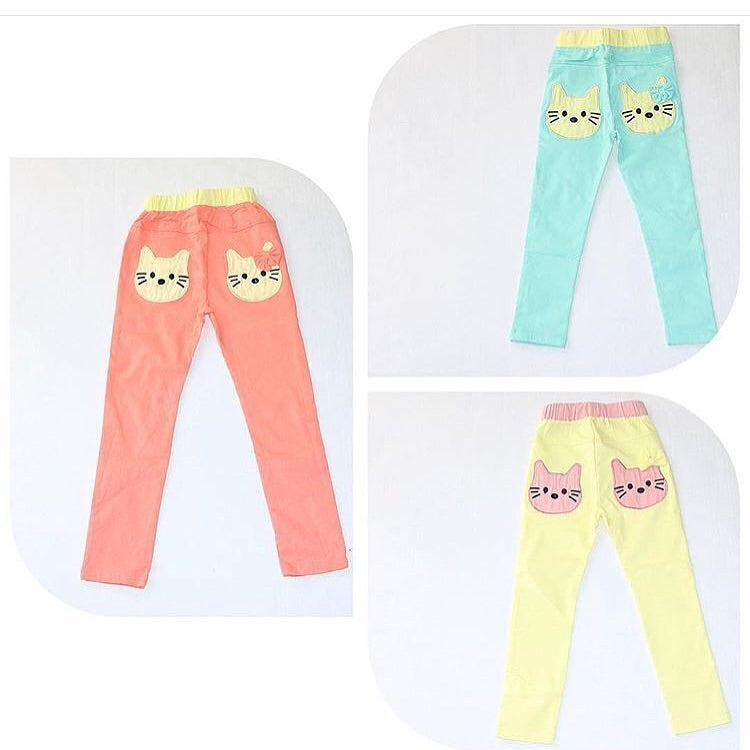 Image of Kitty Jeggings