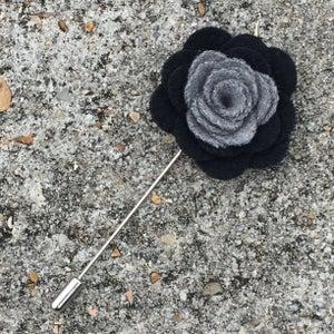 Image of Tuxedo Felt Lapel Pin