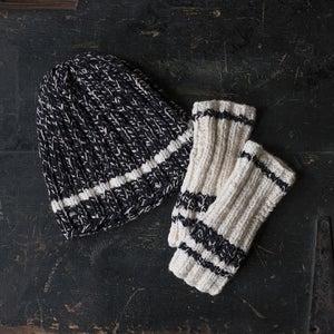 Image of Stadium Hat & Mitts knit kit