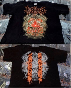 "Image of ""Unconditional Devoration"" LIMITED T-shirt, black"