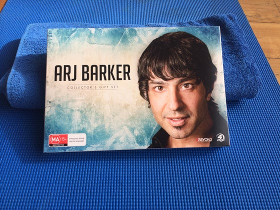 Image of Arj Barker Collectors Gift Set (4 DVDs)