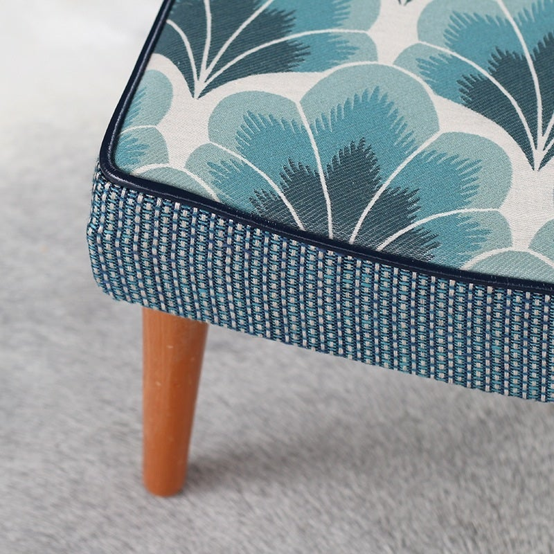 Image of TENNYSON CURVED FOOTSTOOL
