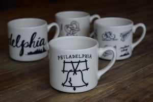 Image of Liberty Bell Philadelphia Mug