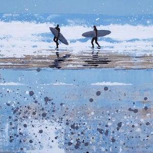 Image of Summer Surfers, Polzeath