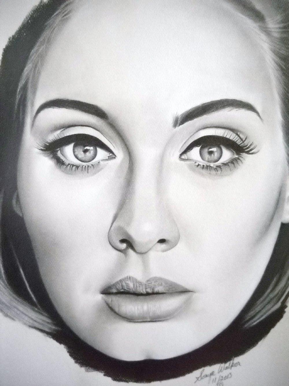 Image of Adele (Original)