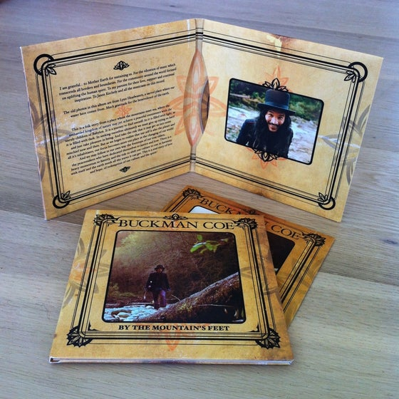 Image of By the Mountain's Feet CD