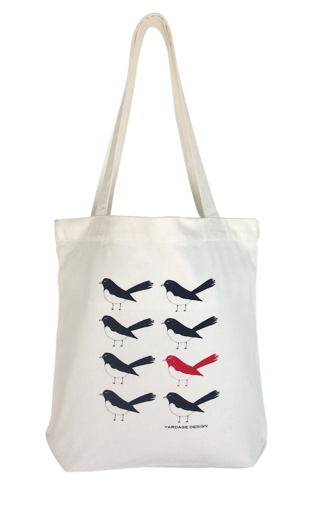 Image of Willy Wagtail Market Bag