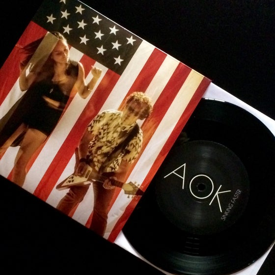 Image of AOK Seven Inch Vinyl