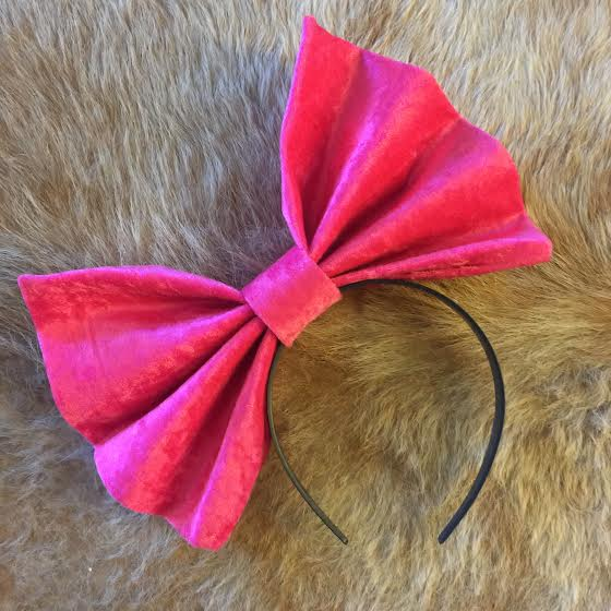 """Image of """"I CAN DO BETTER"""" Hair Bow *Handmade by Millionaires*"""