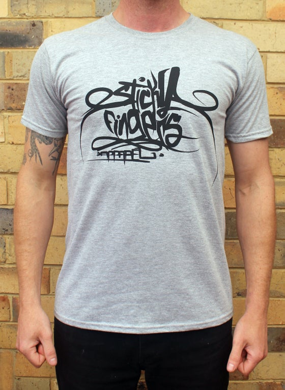 Image of Sticky Fingers Apparel Staple Tee Grey