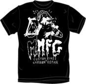 Image of MMFG Crimling Black t-shirt