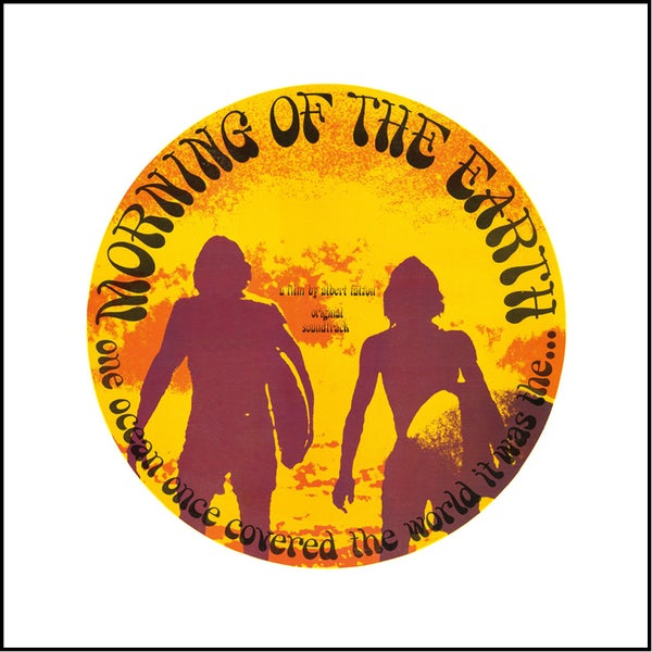 Image of MORNING OF THE EARTH VINYL 'REISSUE'