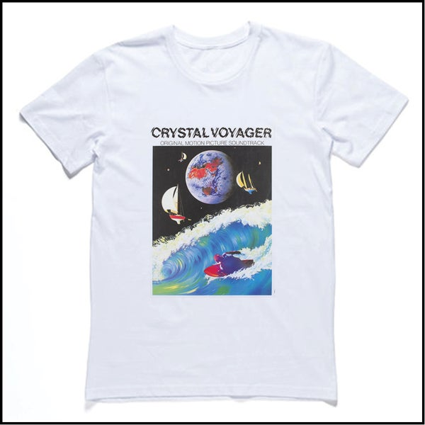 "Image of CRYSTAL VOYAGER ""TEE"""