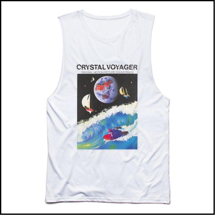 Image of CRYSTAL VOYAGER T BACK SINGLET