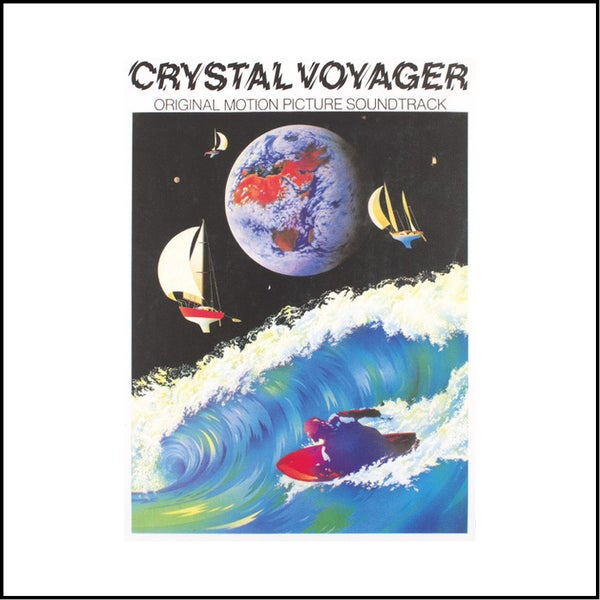"Image of CRYSTAL VOYAGER ""ORIGINAL MOTION PICTURE SOUNDTRACK"" CD"
