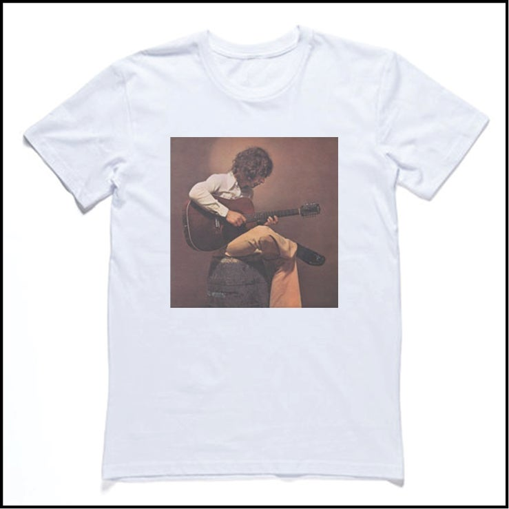 "Image of G.WAYNE THOMAS ""12 STRING"" TEE"