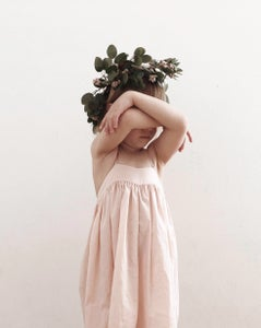 Image of maxi field dress- petal