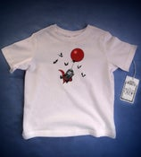 Image of The Skelton Crew Collection - Fly By Night toddler t-shirt FREE U.S. SHIPPING FOR HALLOWEEN!