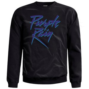 "Image of  LIKE MIKE ""Purple Rain"" Sweater"