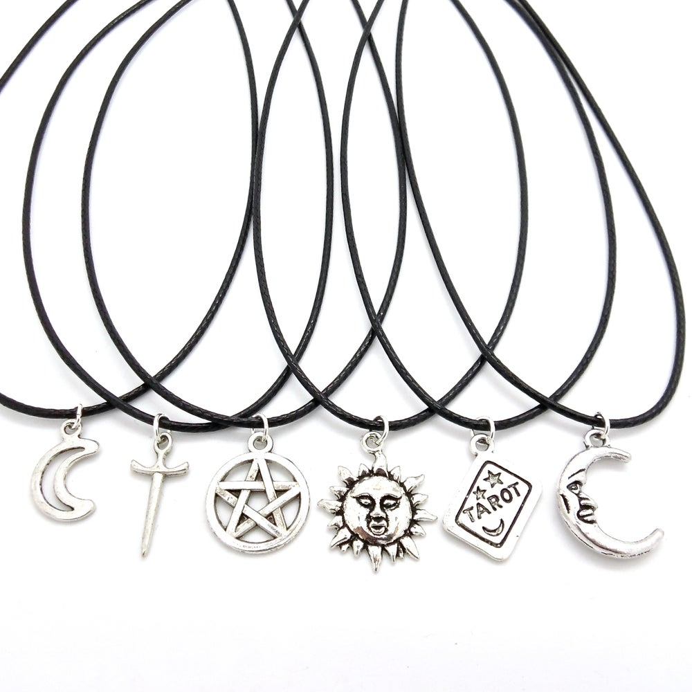 Image of Witchy chokers