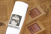Image of Man's Handkerchief in a gift Box: Rugby