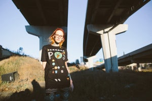 "Image of P.O.S ""Emoji"" Shirt"