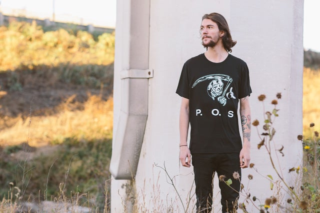 "Image of P.O.S ""Reaper"" Shirt"