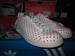 "adidas Stan Smith ""Pharrell Williams: Red Polka"" - FAMPRICE.COM by 23PENNY"