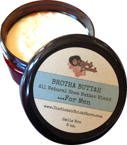 Image of Brotha Buttah (Sistah Buttah For Men) -  8 oz