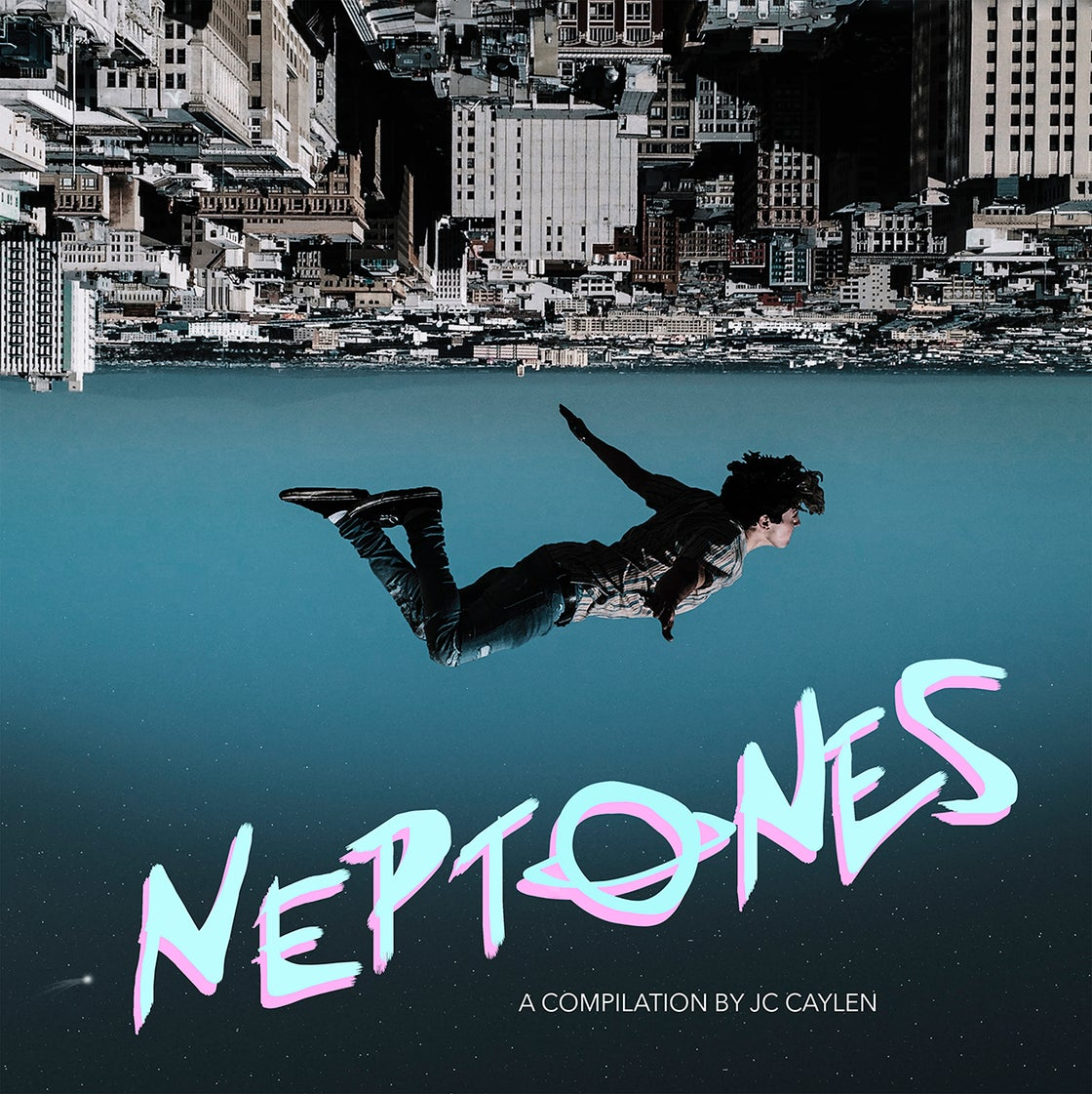 """Image of *DELUXE PACKAGE 3* PERSONALLY SIGNED BY JC """"NEPTONES"""" POSTER + CD"""